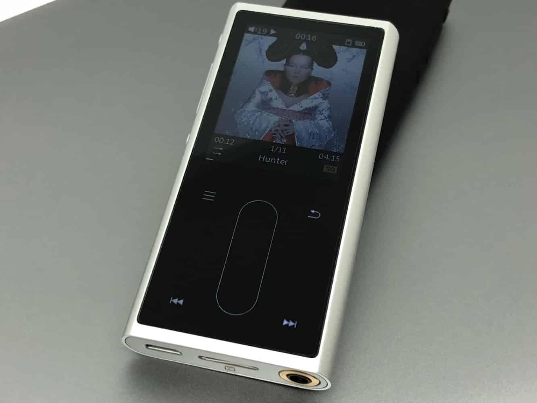 Review: Fiio M3K Portable High-Resolution Lossless Music Player