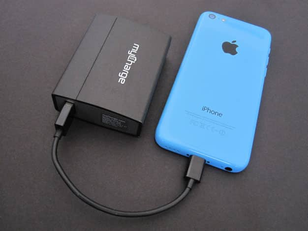 Review: MyCharge AmpMax 6000mAh Portable Charger