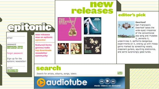 Free Music for Your iPod or iPhone