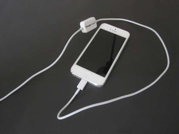 Review: ChargerLeash Charge & Sync Smart Lightning Cable