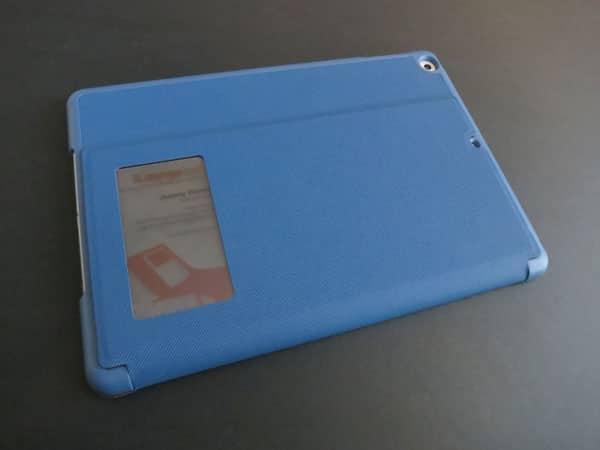 Review: Kensington Comercio Hard Folio Case & Adjustable Stand for iPad Air