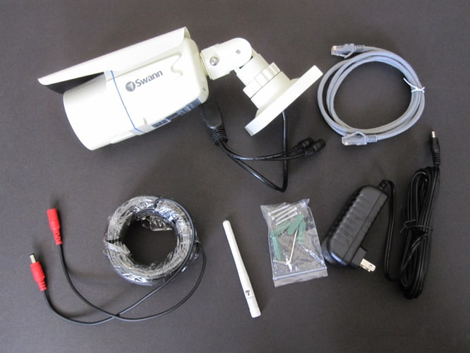 Review: Swann SwannEye HD Indoor and Outdoor Wi-Fi All Weather Camera