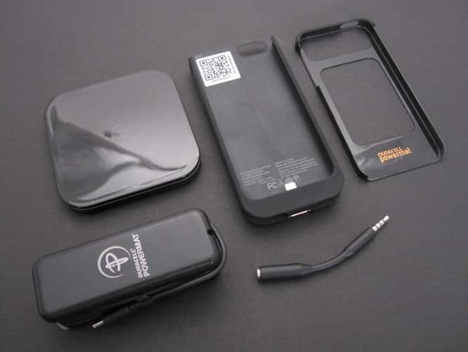 Review: Duracell PowerCase and PowerMat Wireless Charging Pad for iPhone 5/5s