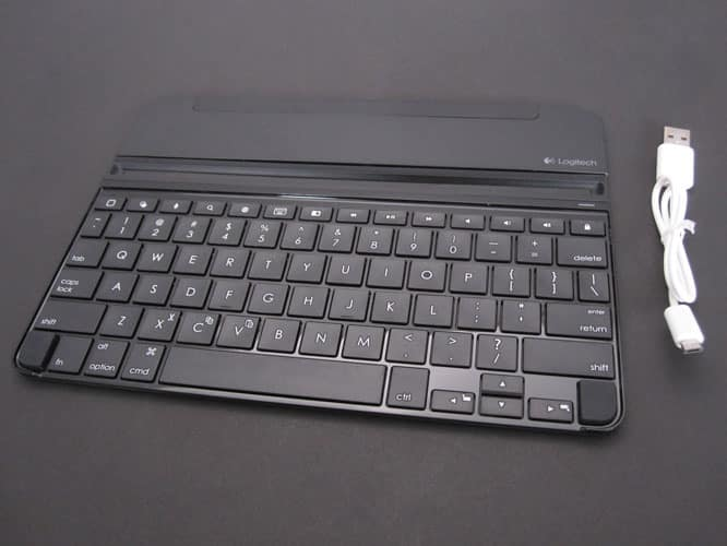 Review: Logitech Ultrathin Keyboard Cover for iPad Air (2014)