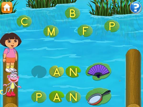 iOS Gems: Bug Princess, Dora Hops Into Phonics, It's A Small World, Sleepy Jack + X Is For X-Ray