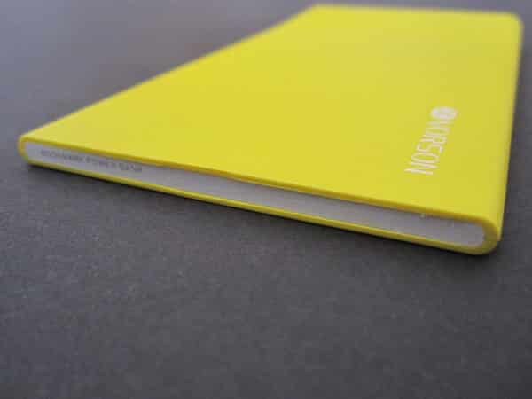 First Look: Vorson Bookmark 2500mAh Battery Pack