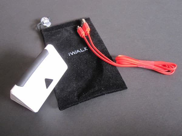 Review: iWalk Link 5200i External Battery Pack with Lightning Connector