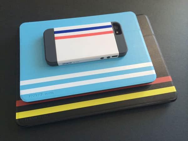 First Look: Uniq Creation Sportif for iPad Air, iPad mini + iPhone 5/5s