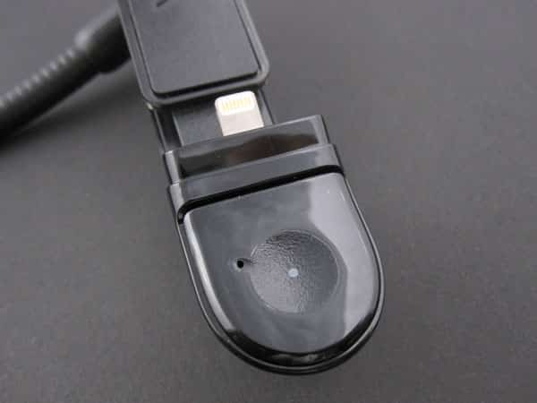 First Look: Belkin TuneBase Hands-Free Aux for iPhone 5
