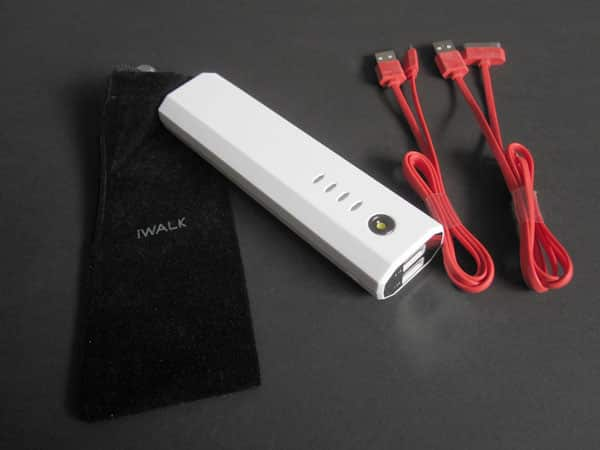 Review: iWalk Extreme 10,000 Duo Battery Pack