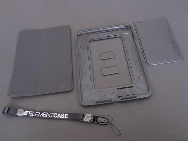 Review: Element Case Soft-Tec Pro for iPad Air