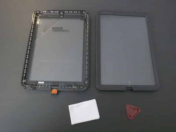 Review: LifeProof Frē for iPad Air