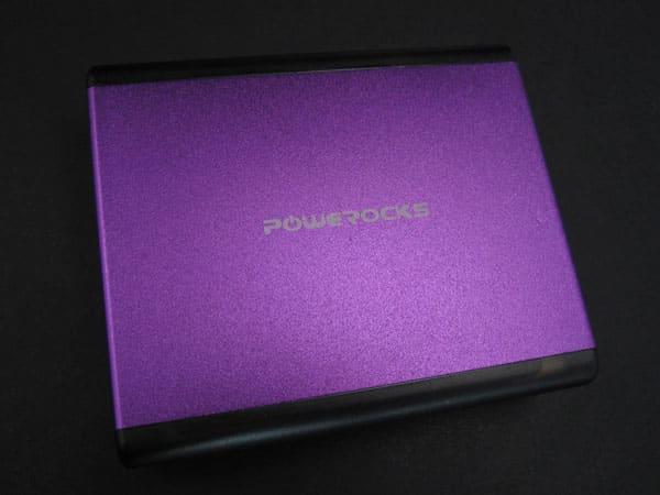 Review: Powerocks Magic Cube, Magicstick, Rose Stone + Tarot Battery Packs
