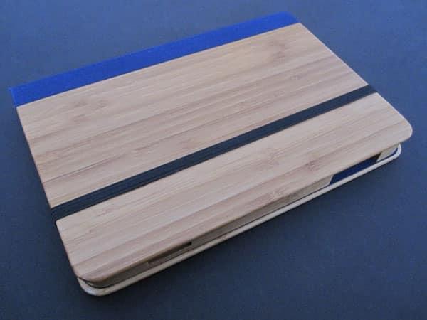 Review: Primovisto Bamboo Bookcase for iPad mini