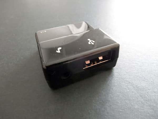 First Look: CableJive dockBoss5 Smart USB + Audio Adapter for iPhone/iPod Docks