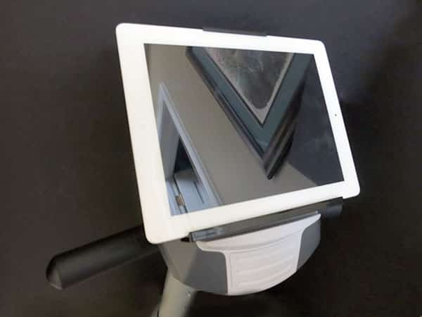 Review: Scosche fitRail Exercise Mount for iPad