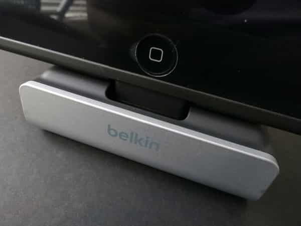 Review: Belkin Express Dock for iPad