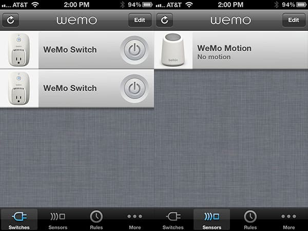 Review: Belkin WeMo Switch / Switch + Motion Home Remote Systems