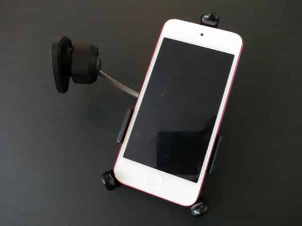 First Look: Thought Out PED4 Mount CH50 for iPhone 5/5c/5s + iPod touch 5G