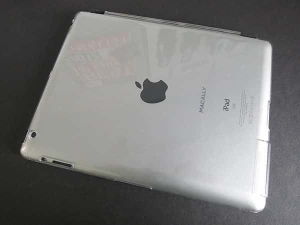 Review: Macally Hardshell Clear Case with Detachable Cover for iPad (3rd-Gen)