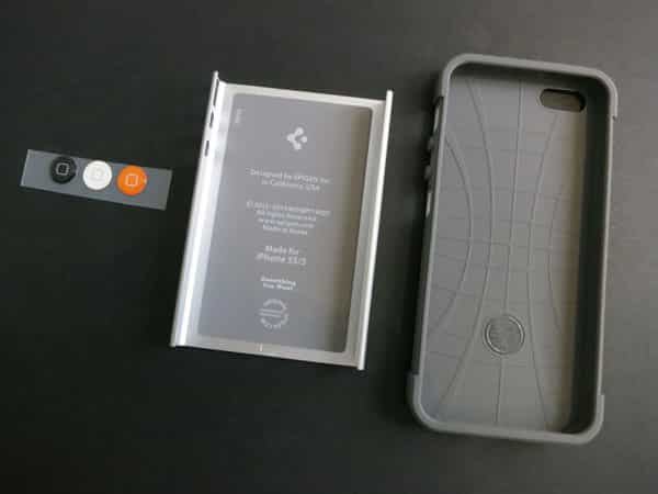 Review: Spigen SGP Slim Armor for iPhone 5