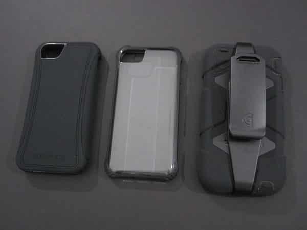 Review: Griffin Survivor, Survivor Clear + Survivor Slim for iPhone 5c