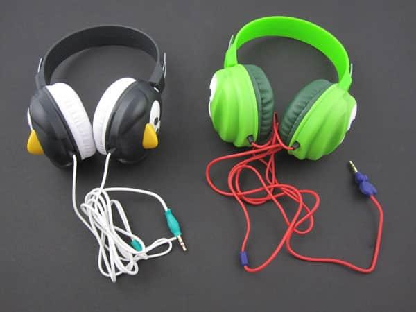 First Look: Griffin Kazoo MyPhones Headphones
