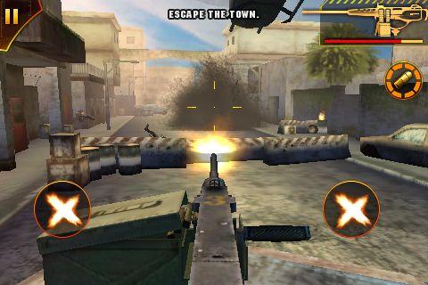 Review: Gameloft Modern Combat: Sandstorm