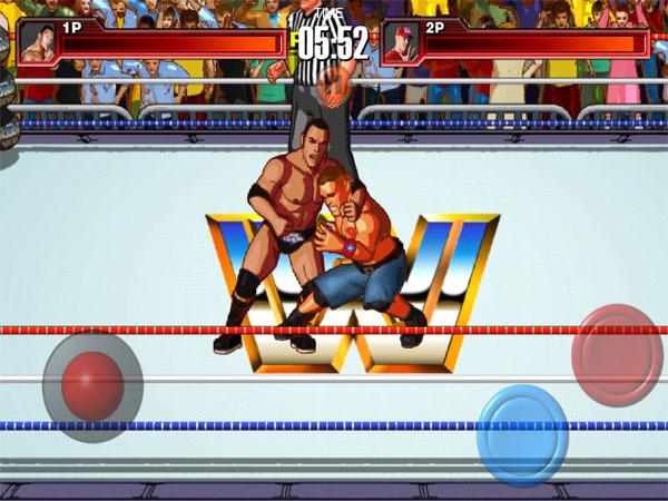 iOS Gems: Blueprint 3D HD, Munch Time HD + WrestleFest HD