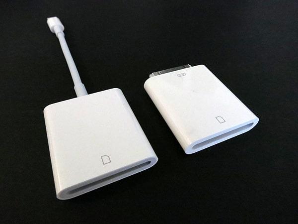 Review: Apple Lightning to SD Card Camera Reader