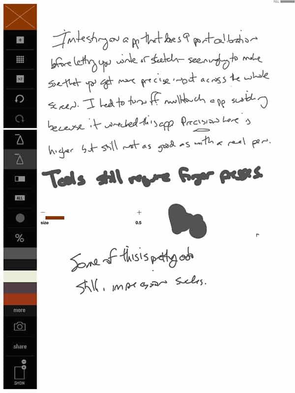 Review: E Fun aPen A5 Pressure-Sensitive Stylus for iPad