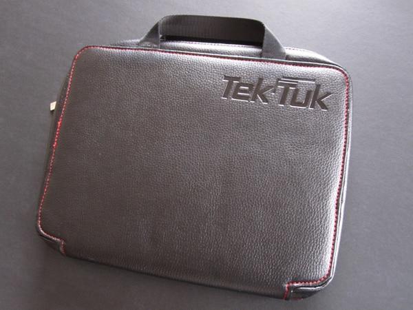 Review: Twisted Logic TekTuk for iPad