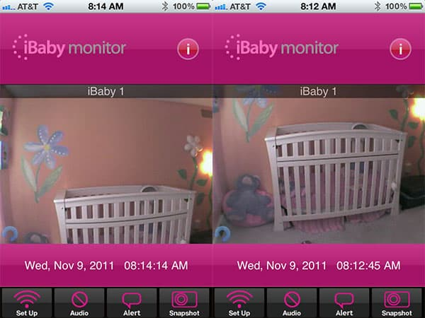 Review: iHealth Lab iBaby Monitor
