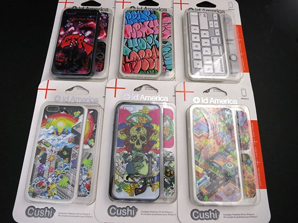 Review: id America Cushi Plus for iPhone 5