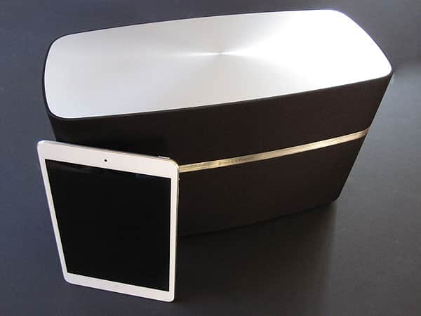Review: Bowers & Wilkins A7 Speaker with AirPlay