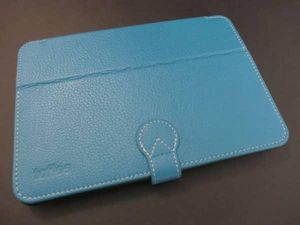 Review: Toffee Slim Folio for iPad mini