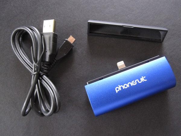 Review: PhoneSuit Flex Pocket Charger