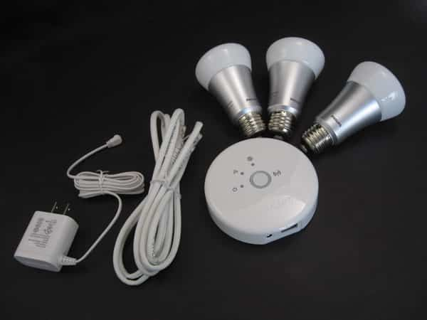 Review: Philips Hue Connected Bulb – Starter Pack