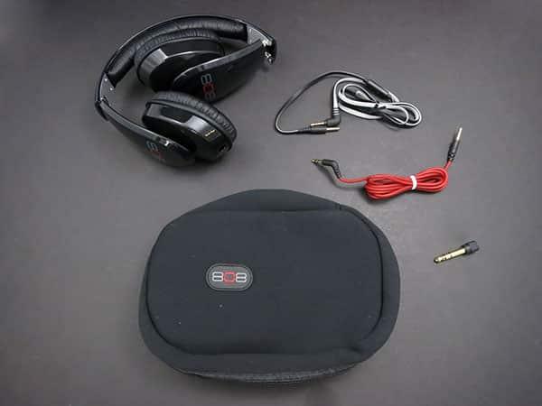 First Look: Audiovox 808 Studio Headphones