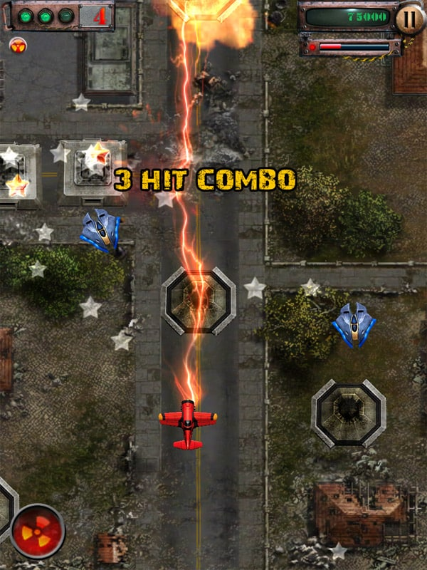 iPhone + iPad Gems: iBomber II, Iron Man 2, Roswell Fighter HD + Zombie Infection