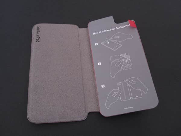 Review: Twelve South SurfacePad for iPhone 5