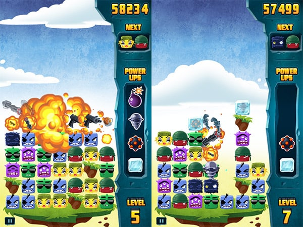iPhone + iPad Gems: ABC Play, Monster Blaster, Scrabble for iPad + Words With Friends HD