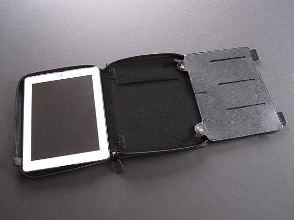Review: Macally Bookstandpro 2 Premium Leather Case & Organizer
