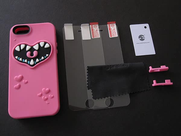 Review: SwitchEasy Monsters for iPhone 5