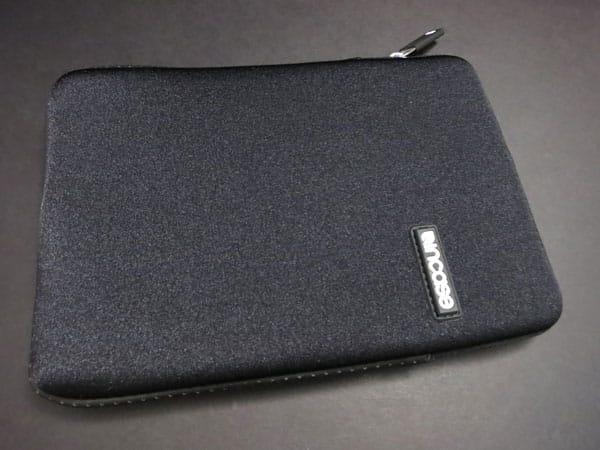 First Look: Incase Neoprene Sleeve for iPad mini