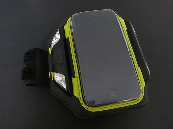 Review: XtremeMac Sportwrap LED for iPhone 5 + iPod touch 5G