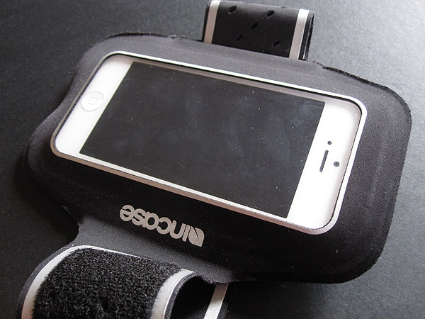 Review: Incase Sports Armband for iPhone 5