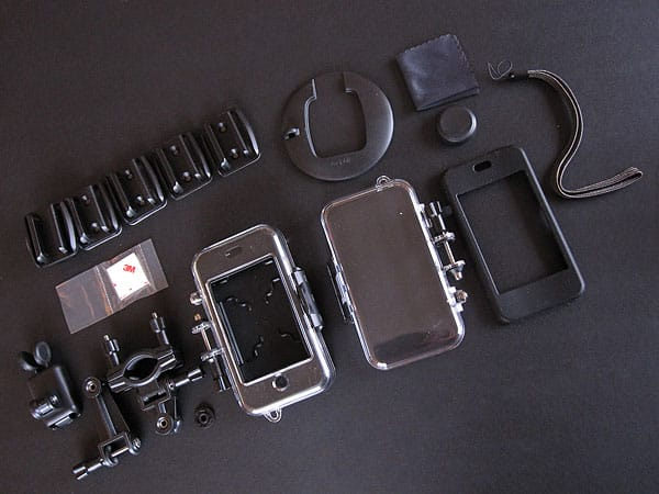 First Look: Mophie Outride for iPhone 4/4S