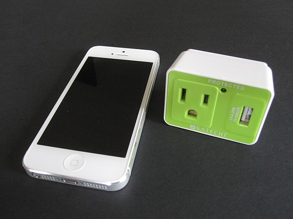 First Look: Satechi USB Surge Protector