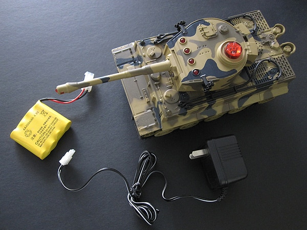 Review: iSuper Battle Tank